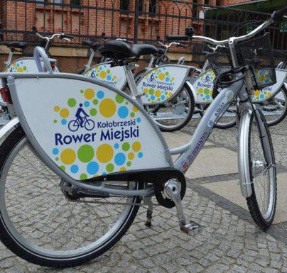 Udany start Kołobrzeskiego Roweru Miejskiego