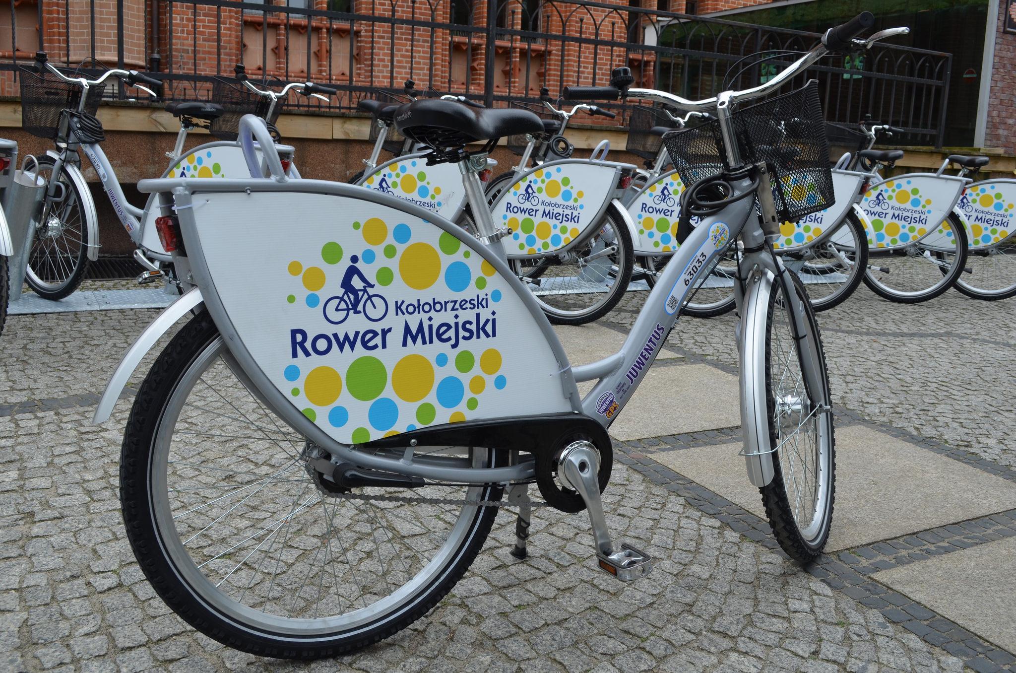Kołobrzeg – 100 tysięcy przejazdów rowerem miejskim
