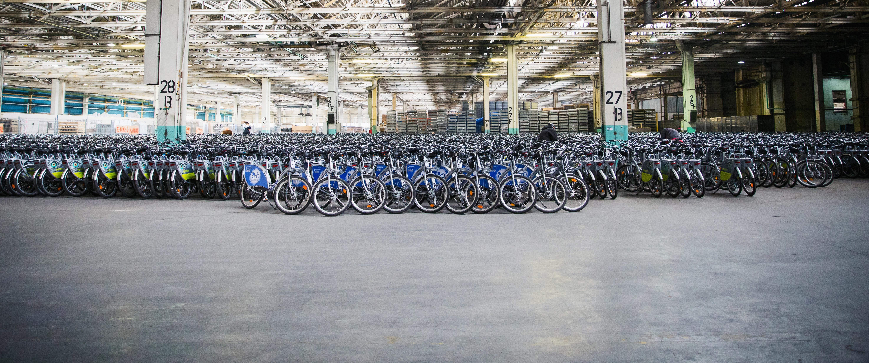 Miliony kilometrów przejechanych na rowerach miejskich Nextbike Polska