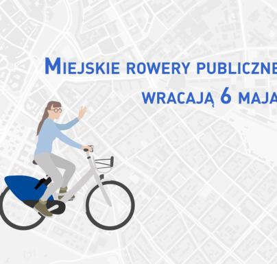 (Polski) 6 maja wraca rower miejski w Kołobrzegu